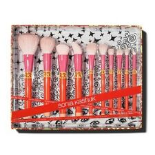 Sonia Kashuk Limted Edition Color Shock 10 Piece Brush Set