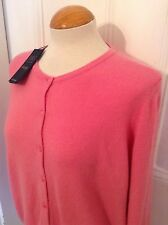 M & s Marks And spencer luxury collection cashmere cardigan bnwt neuf taille 18
