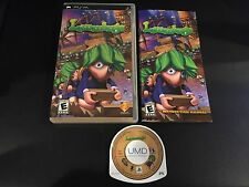 Lemmings Playstation Portable PSP System Complete Game U.S. Version
