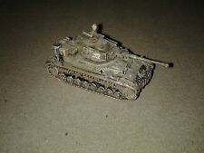 15mm DAK  Afrika Korps  Panzer IV F2  painted Flames of War Fow compatible