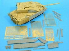 1/35th Accurate Armour British Challenger II Enhanced Armour (IRAQ 2005)
