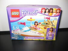 New in Box  LEGO FRIEND'S   OLIVIA'S SPEEDBOAT #3937 Beach Set