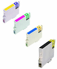 WE1295  4 CARTUCCE COMPATIBILI Multipack x Epson T1291 T1292 T1293 T1294 T1295