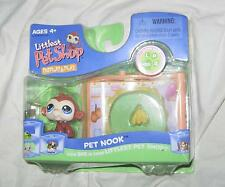 Littlest Pet Shop Monkey with Blue Eyes in Nook #351 (MIP) NEW