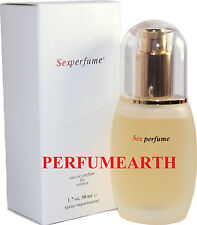 SEX PERFUME 1.7 OZ EDP SPRAY FOR WOMEN BY SEX PERFUME & NEW IN A BOX