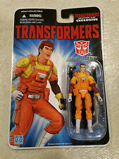NEW 2016 GI JOE CLUB Transformers Club Crossover Human RODIMUS PRIME Hot Rod