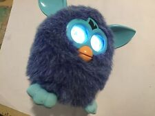 HASBRO FURBY BOOM LIGHT BLUE 2012 TOY SENSOR & LCD EYES SOUNDS INTERACTIVE