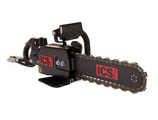 "ICS  890F4 15"" 8 GPM Hydraulic Concrete Cutting Chainsaw Model 567248 Free Ship"