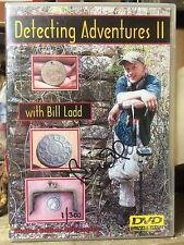 """Metal Detector, Bill Ladd """"DigFellas"""" treasure hunting DVD """"Season 2"""" detecting"""