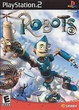 GAME DISC ONLY - Robots for PS2 - plays on some PS3 - CHEAP!