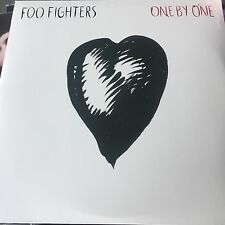Foo Fighters - One By One - 2 x 180g vinyl LP NEW / SEALED