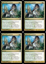 4x CALL OF THE CONCLAVE Return to Ravnica MTG Gold Sorcery Unc Centaur