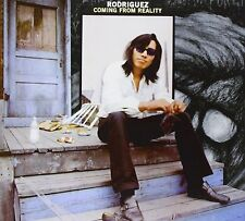 Coming from Reality Extra tracks by Rodriguez Sixto Rodriguez (Audio CD) NEW
