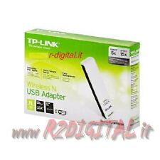 PENNA USB 2.0 TP-LINK TL-WN821N WIFI 300M WIRELESS N NOTEBOOK PC ADATTATORE