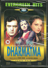DHARMATMA - FEROZ KHAN - NEW ORIGINAL EROS BOLLYWOOD DVD – FREE UK POST
