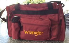 SALE $24.99 Wrangler Promotion Duffle Carry-on Bag 20x12x12 Inches