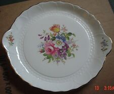 Pretty Floral Aynsley Bread And Butter Plate