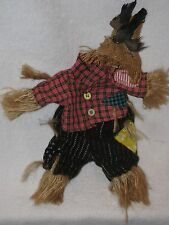 Hoppy VanderHare Hare Crow Costume 1994 From The Trick Or Treat Trio Collection