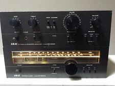 Ampli Akai AM2250 + Tuner Akai AT2250 L