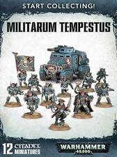 Start collectingexperiences Militarum tempestus Games Workshop Warhammer 40k Scions taurox