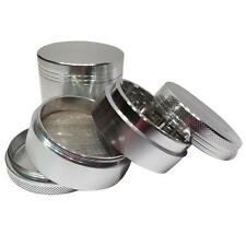 New 4-layer Aluminum Alloy Herbal Herb Tobacco Grinder Smoke Smooth Grinding hot