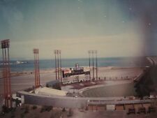VINTAGE 1966 CANDLESTICK PARK BASEBALL SAN FRANCISCO CA COCA COLA SIGN OLD PHOTO