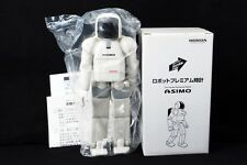 Rare New old stock HONDA Humanoid Robot ASIMO Music Alarm Clock Figure (mn49)