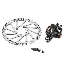 BB7 MTB Bike Brakes Disc Caliper Mechanical Front Wheel+160mm Rotor New F7