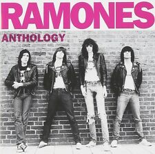 Ramones Anthology Best Of 2-CD NEW SEALED Sheena Is A Punk Rocker/Blitzkreig Bop