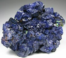 Fine AZURITE crystals * Anhui Prov. * China