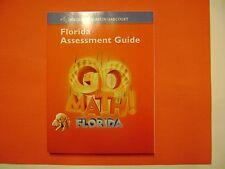 GO MATH! FLORIDA Assessment Guide Grade 2