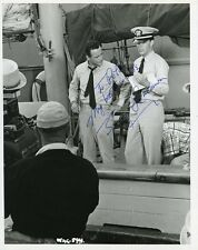 AUTOGRAPHE SUR PHOTO ORIGINALE de Jack LEMMON (Collection Pierre Goulliard)