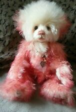 CHARLIE BEARS FAIRY WISHES - limited edition mohair bear - low number 36