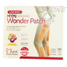 Burn Fat Lose Weight Low Body Mymi Wonder Patch Slim Treatment Korea Cosmetics