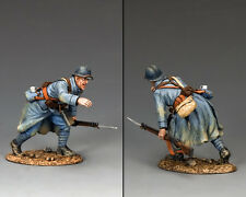 KING AND COUNTRY WW1 French Poilu Running Forward FW152