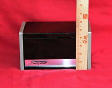 Snap On Black  Mini Micro Top Chest Tool Box  Brand New !!!!!