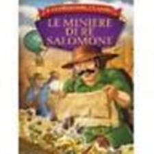 Le miniere di re Solomone Dvd Nuovo Sigillato Storybook