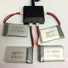 New 3.7V 5 in 1 Lipo Battery USB Charger Adapter for Syma X5 X5C X5C-1 RC Drone