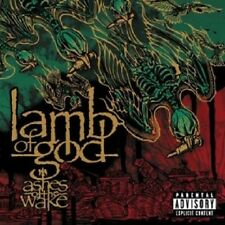 LAMB OF GOD - ASHES OF THE WAKE  CD 11 TRACKS HEAVY METAL NEU