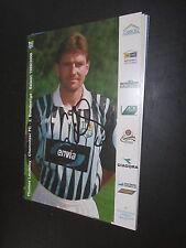 29516 Laudeley 99-00 Chemnitzer FC CFC original signierte Autrogrammkarte