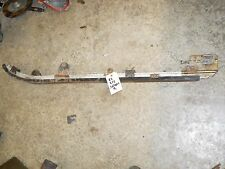 1984 SKIDOO 447 SAFARI: rear suspension- RIGHT RAIL