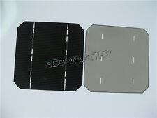 "40pc 5*5"" 125*125mm Mono Power PV Solar Cells DIY Solar Panel High More Camper"