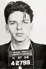 Frank Sinatra 24x36 poster mug shot BRAND NEW MINT CONDITION LICENSED Blue Eyes!