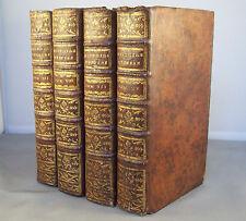 ROLLIN / HISTOIRE MODERNE T12-15 / HISTOIRE DES AMERICAINS / DESAINT 1775