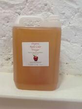 Vinagre de sidra de manzana 5 Litro Orgánico unpasteurised (H)
