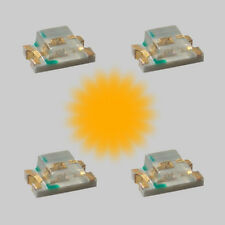 S842 - 20 Stück SMD Blink LEDs 0805 orange blinkend Blinklicht Blinksteuerung