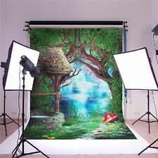 Thin Vinyl Studio Backdrop Photography Fairy Tale Photo Background 5x7ft MH215