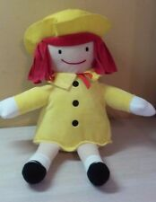 "Kohls Cares Madeline Doll Plush 14.5"" stuffed doll toy"
