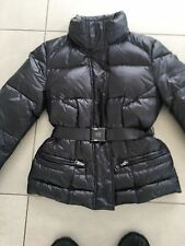 LADIES ADD DOWN BLACK WINTER COAT JACKET Size 4