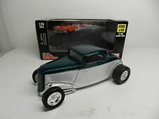 Racing Champions #59 Hot Rod Magazine 1:24 Scale '33 Ford Highboy Diecast 1933